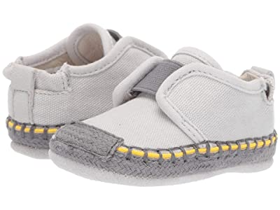 Robeez James First Kicks (Infant/Toddler) (Light Grey) Boy