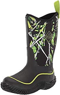HDO Sport Bundle: Muck Youth/Child Hale Camo Boots & Drying Towel