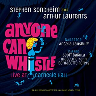 Anyone Can Whistle - Live at Carnegie Hall 1995 Broadway Concert Cast