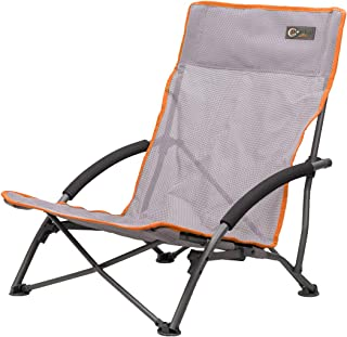 Portal Outdoors Unisex's Amy Camping Portable Chair, Orange, One Size