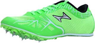 HEALTH Middle & Long Dist. Green Track & Field Shoes 166-2