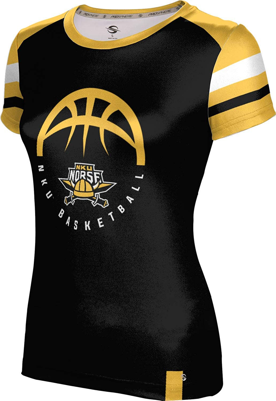 Northern Kentucky University Basketball Girls' Performance T-Shirt (Old School)