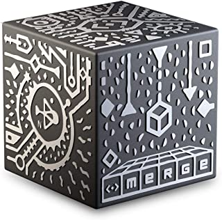 MERGE Cube Augmented Reality STEM Tool - Educational Games for Learning Science, Math, Art and More in The Classroom and Home