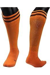 Lovely Annie Big Boys 1 Pair Knee High Athletic Sports Socks Size L//XL XL0026