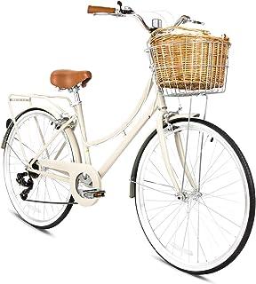 SPARTAN 26 Platinum City Bike - Ivory