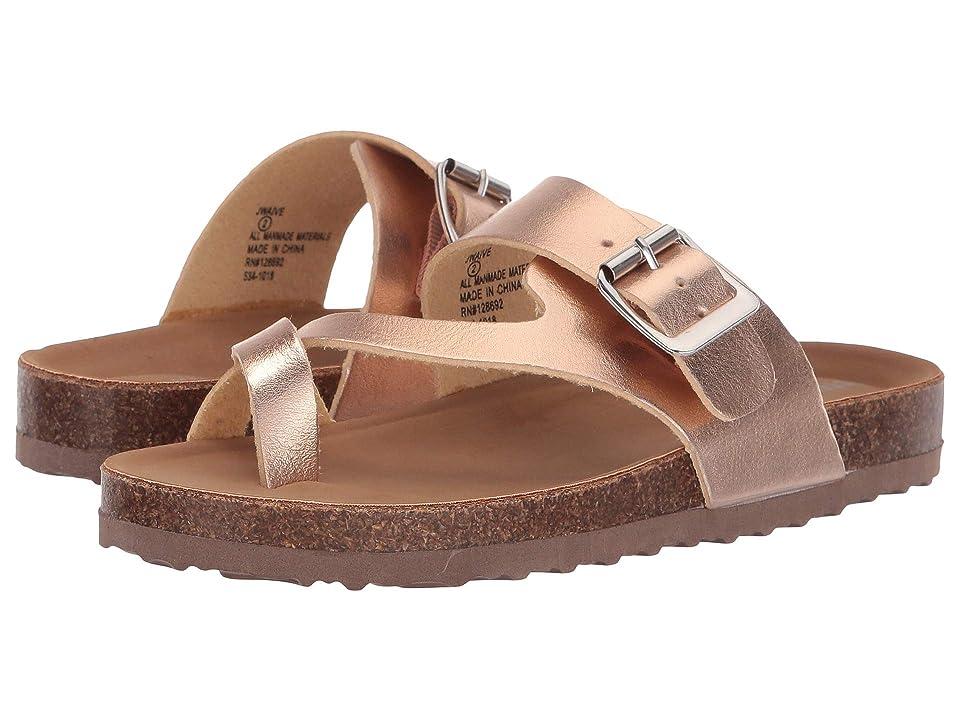 Steve Madden Kids Jwaive (Little Kid/Big Kid) (Rose Gold) Girls Shoes