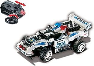 Unitech Toys UniBlock Police Car R/C Construction Toy