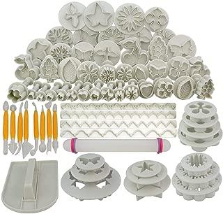 Other 68Pcs Fondant Cake Decorating Modelling Tools Set Diy Sugar Craft Cake Decorating Fondant Cutters