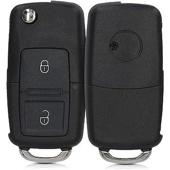 kwmobile Funda Llave Coche Compatible con VW Skoda Seat: Amazon.es ...