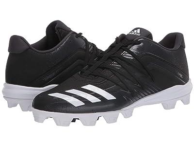 adidas Afterburner 6 MD (Core Black/Footwear White/Carbon) Men