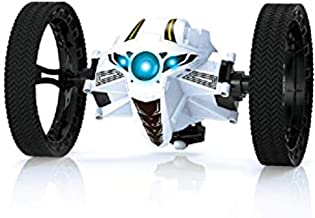 Toon Toys Flexi Bounce Jumping Remote Control Car With Cool Led Lights