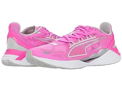 PUMA UltraRide (Luminous Pink/Metallic Silver) Women