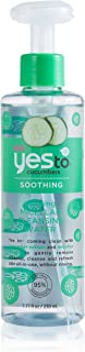 Best Yes to Cucumbers Calming Micellar Cleansing Water, 7.77 Fluid Ounce Review