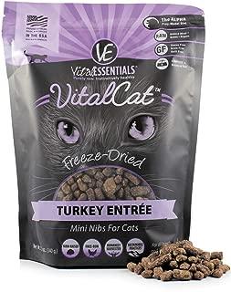 vital essentials raw cat food