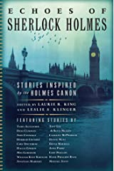 Echoes of Sherlock Holmes: Stories Inspired by the Holmes Canon Kindle Edition