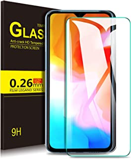 KuGi For Oneplus 7t Screen Protector, 9H Hardness HD clear Easy & Bubble Free Installation Tempered Glass Screen Protector...