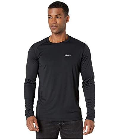 Marmot Windridge Long Sleeve (Black) Men