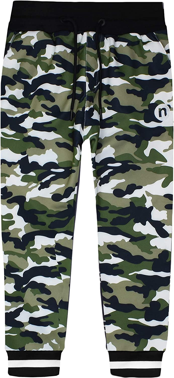 Black n Bianco Boys Sweatpants Jogger Trousers Presented by Captain Baby Milan