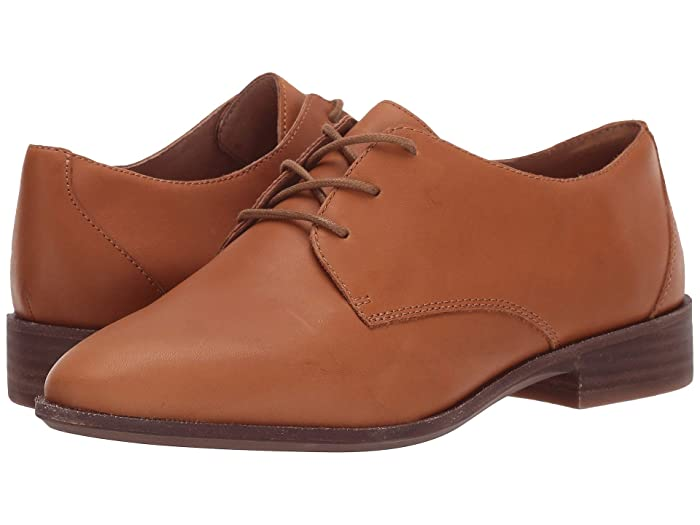 1920s Style Shoes Madewell Frances Oxford English Saddle Womens Shoes $148.00 AT vintagedancer.com