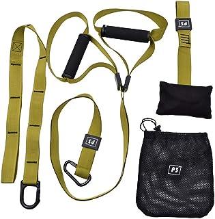 comprar comparacion Suspensión traine asas, Kit de entrenamiento para gimnasio en casa entrenamiento artes marciales mixtas CrossFit de resist...
