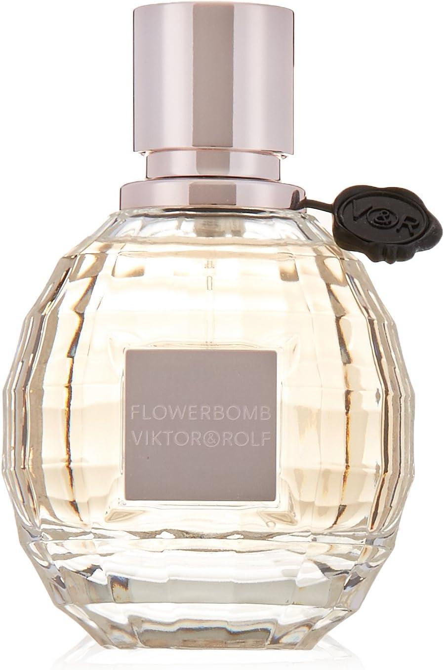 Flowerbomb by Viktor & Rolf Eau De Toilette Spray 1.7 oz / 50 ml (Women)