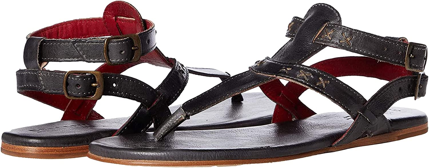 Bed Stu Opening large release sale Moon sale Sandal Leather Womens