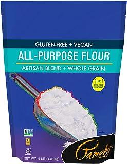 Pamela's Products Gluten Free All Purpose Flour Blend, 4 Pound