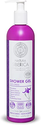 NATURA SIBERICA Shower Gel Anti Stress, 400 ml