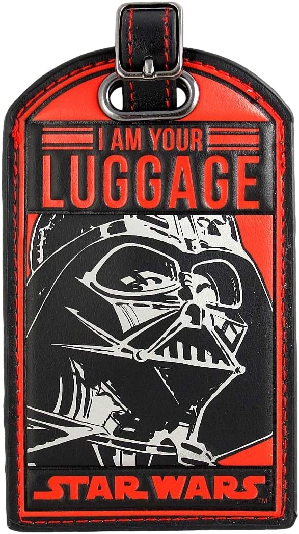 Sales results No. 1 Star Wars I Am Your Los Angeles Mall Darth Vader Tag Luggage