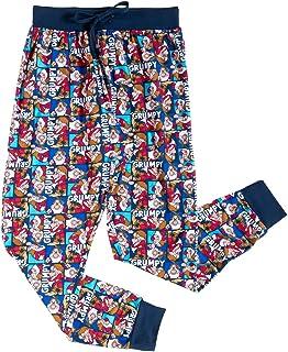TDP Textiles Grumpy Seven Dwarfs Cuffed Loungepants