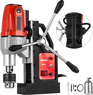 Mophorn 980W Magnetic Drill Press with 1-1/3 Inch (35mm) Boring Diameter Magnetic Drill..