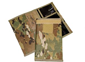 military log book cover