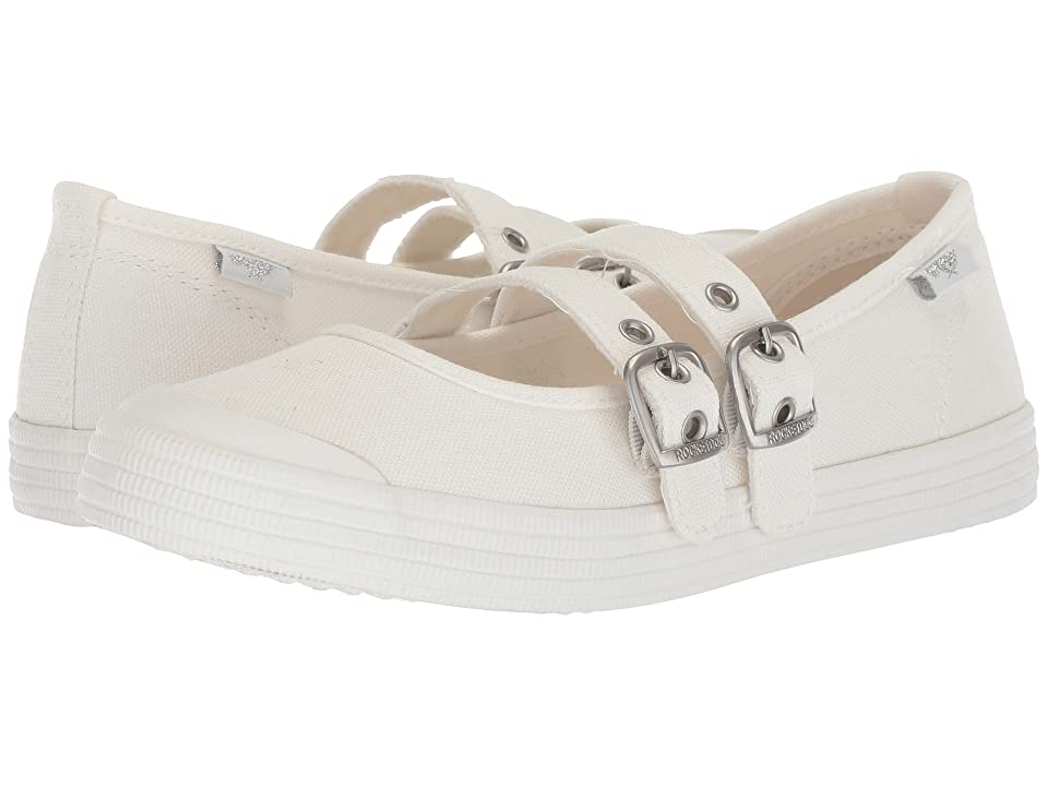 Rocket Dog Cool It (White 8A Canvas) Women