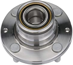 NSK 28BWK08K Rear Wheel Bearing and Hub Assembly