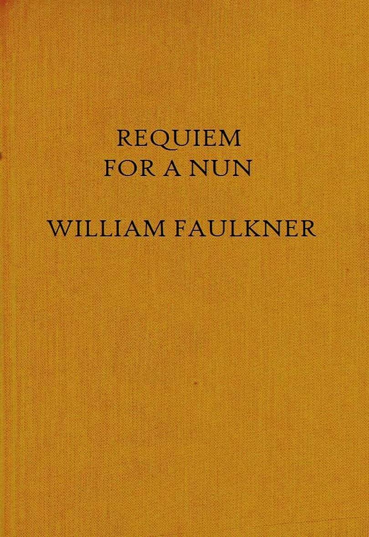 ネブ刈る頼むRequiem for a Nun (English Edition)