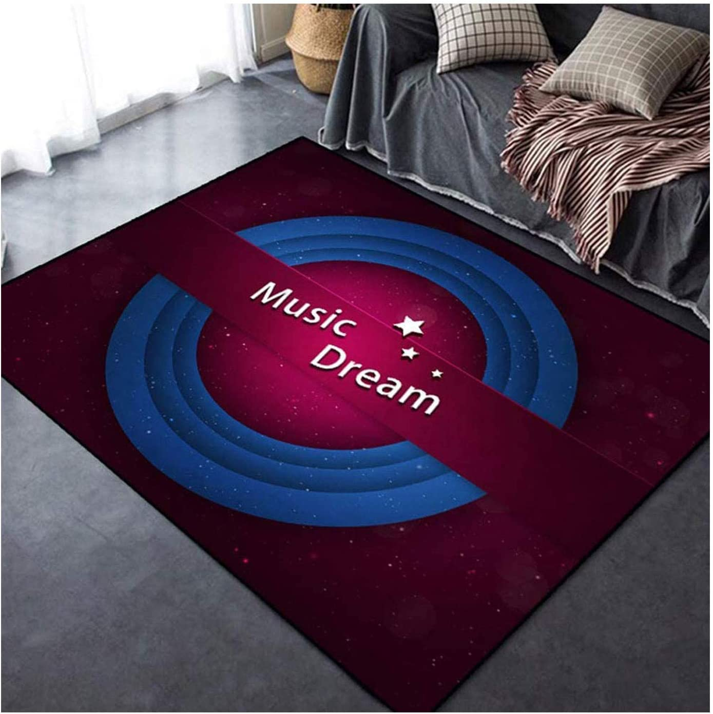 S Ranking TOP6 Home Drum Carpet Non- New item soundproof