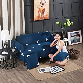 High Stretch Couch Cover,elastic Sofa Slipcover Universal Couch Shield Sofa Covers Furniture Protector With Anti-skid Foam...
