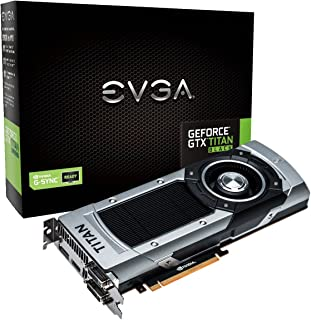 EVGA GeForce GTX TITAN BLACK 06G-P4-3790-KR