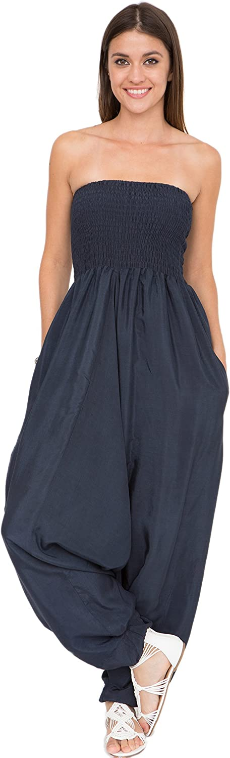 likemary Harem Jumpsuit for Women 2 1 St Max 78% OFF Max 84% OFF Maxi Pants - in