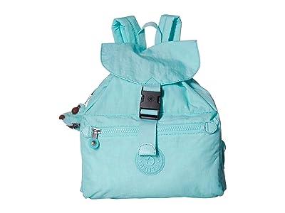 Kipling Keeper Backpack (Fresh Teal) Backpack Bags