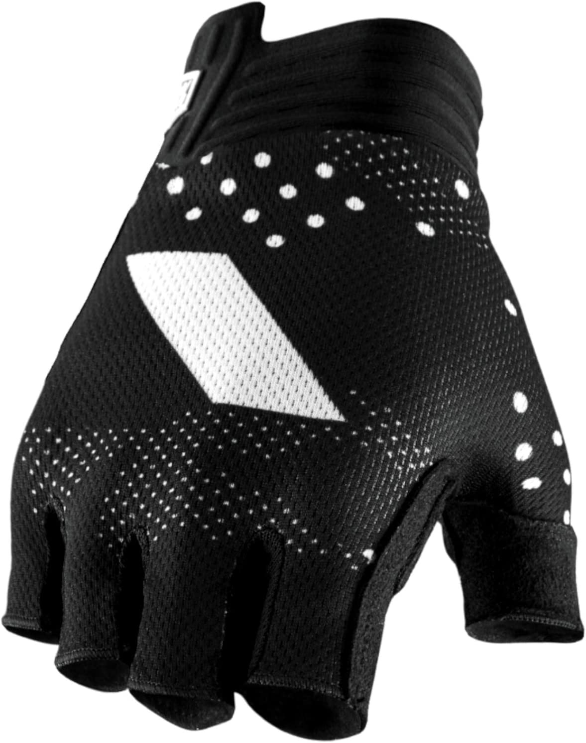 Limited time cheap sale 100% Percent New life Exceeda Road Short Finger Cycling Glove 10021 - Bl