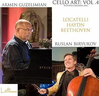 Cello Art, Vol. 4 (Live)
