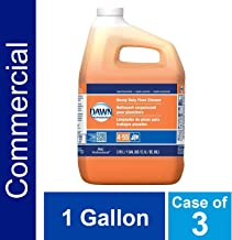Heavy Duty Floor Cleaner by Dawn Professional, Bulk Multi-Surface Degreaser Concentrate is Great for Restaurant Walls, Bathrooms, Floors and Food Contact Surfaces, 1 gal. (Case of 3)