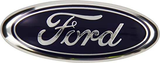 ford boot badge