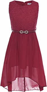 ec66ed76ee01 Amazon.com  Big Girls (7-16) - Special Occasion   Dresses  Clothing ...