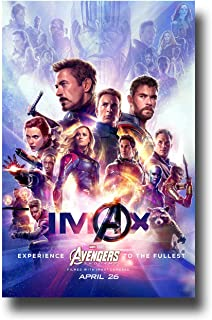 Best avengers imax poster Reviews