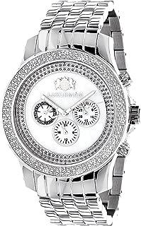 Diamond Watches Mens Designer Watch 0.25ct