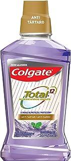 Enxaguante Bucal Colgate Total 12 Anti tartar 500ml