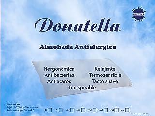DONATELLA Almohada 150 cm ANTIALERGICA