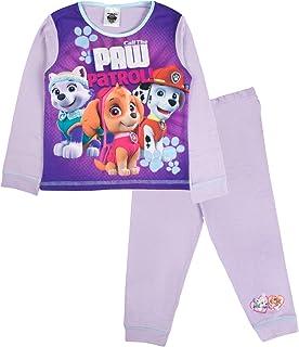 Nickelodeon Niños Niño Niña Paw Patrol Pyjamas Juego Pijamas tamaño EU 1–5años